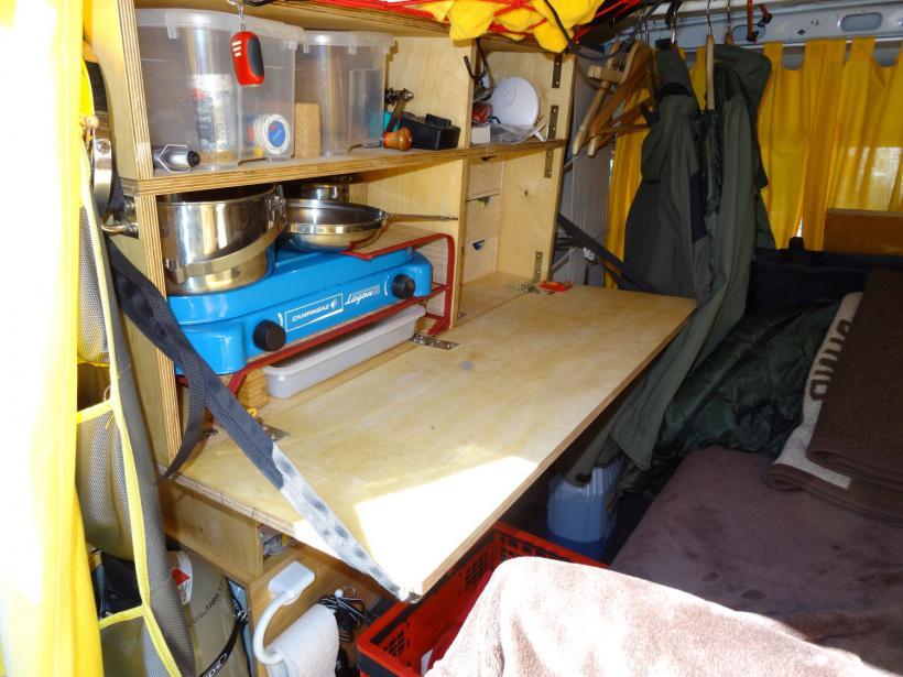 renault rapid wohnmobil küche gas herd